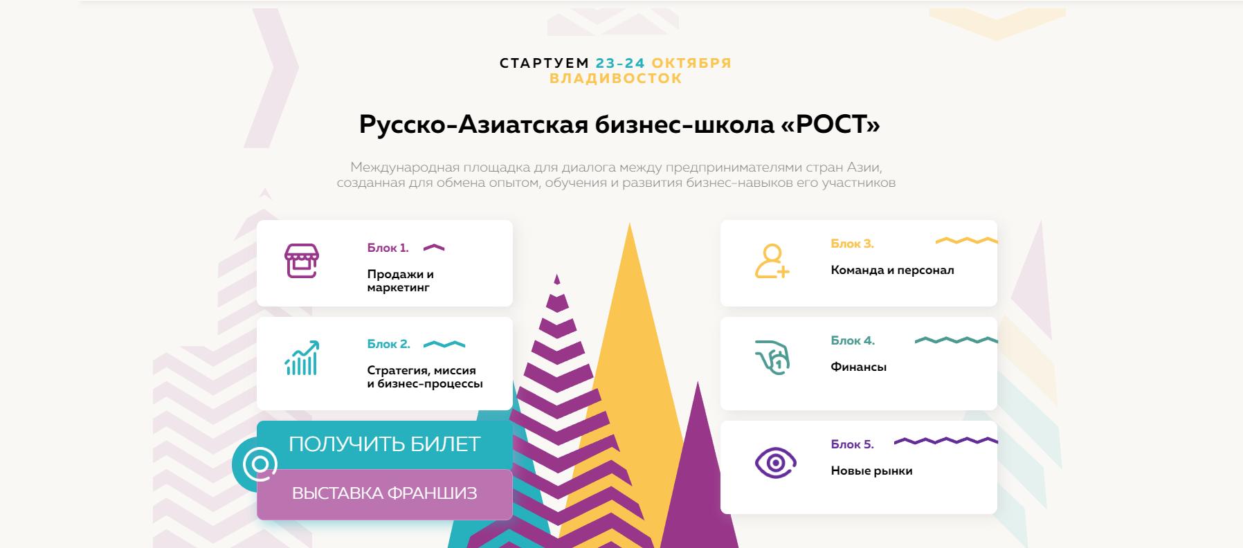 Русско-Азиатская бизнес-школа «РОСТ»