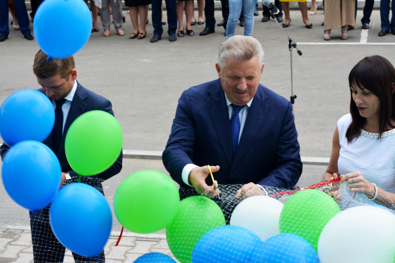 Открытие краевого бизнес-инкубатора в г. Комсомольске-на-Амуре