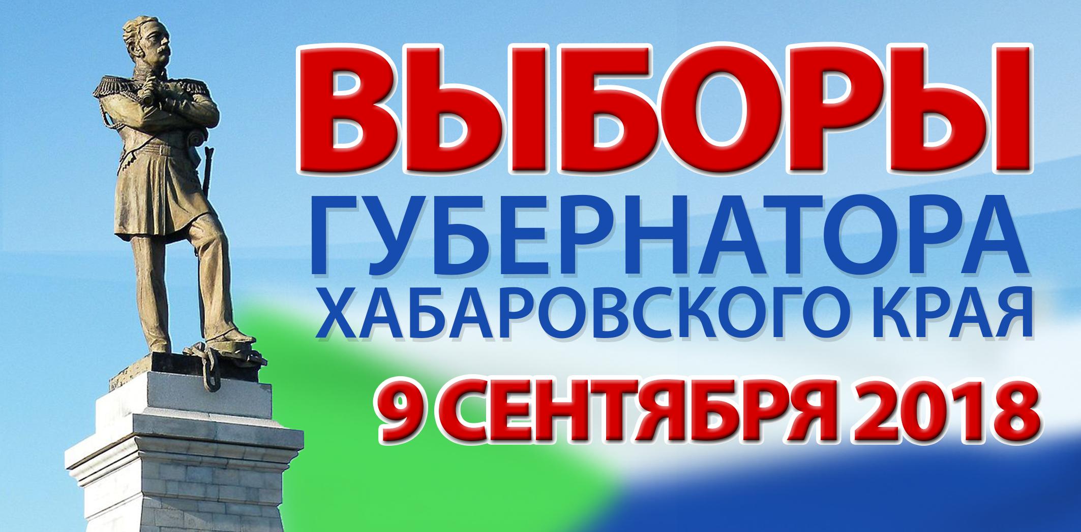 Выборы Губернатора Хабаровского края
