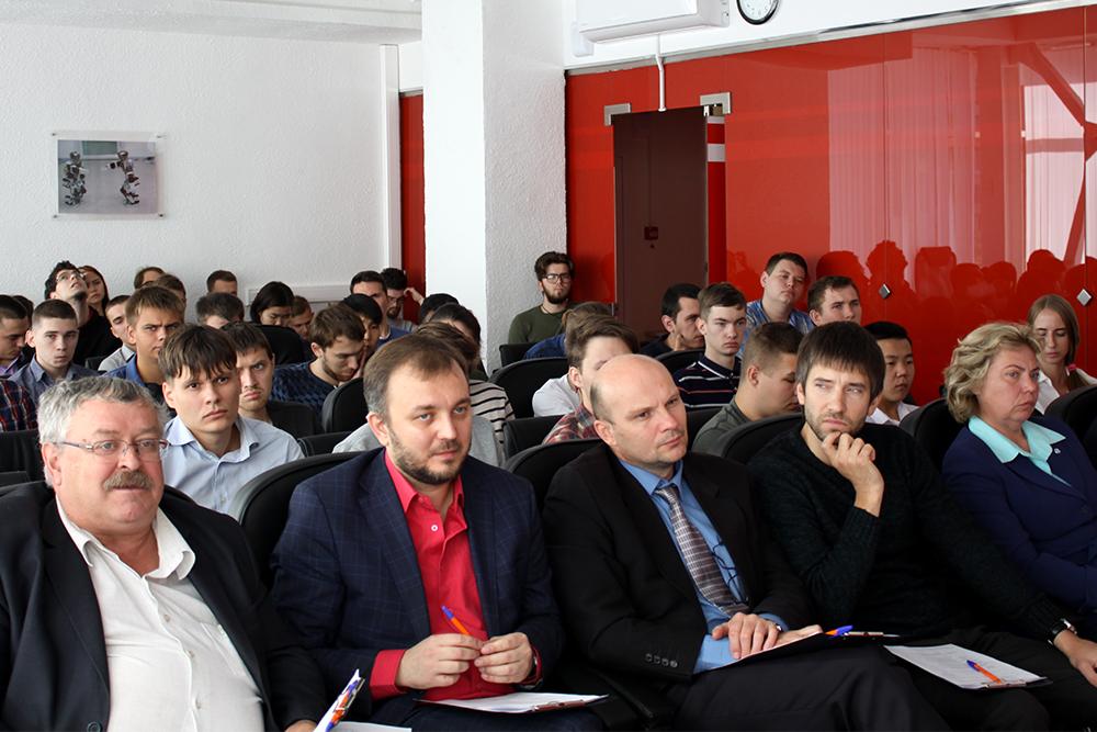 Молодые инноваторы КнАГУ представили свои проекты на конкурсе «УМНИК»