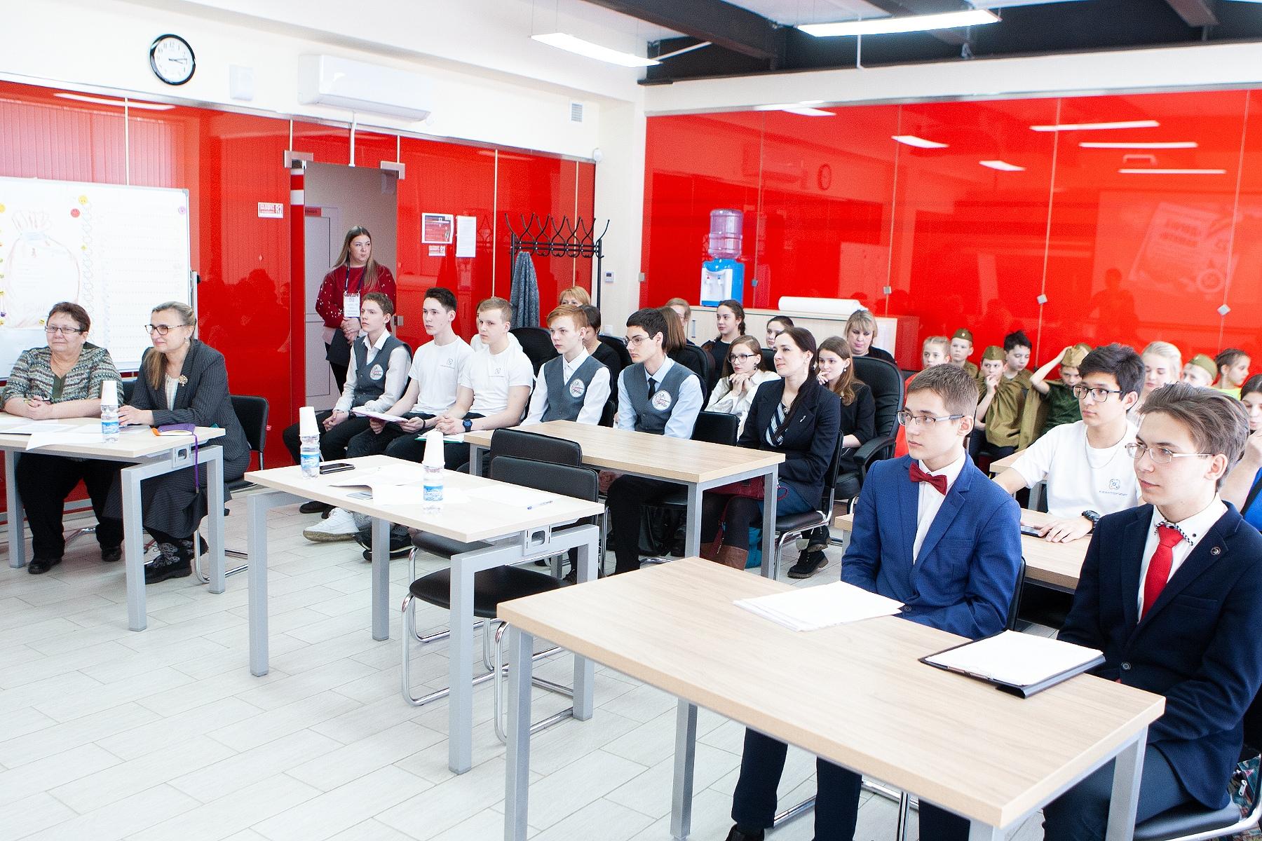 В Комсомольском-на-Амуре Бизнес-инкубаторе состоялся хакатон среди школьников 5-8 классов